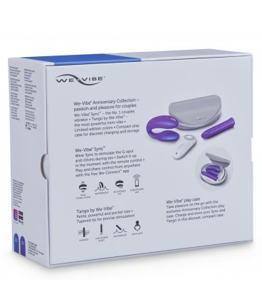 We-Vibe - Anniversary Collection (Sync och Tango)