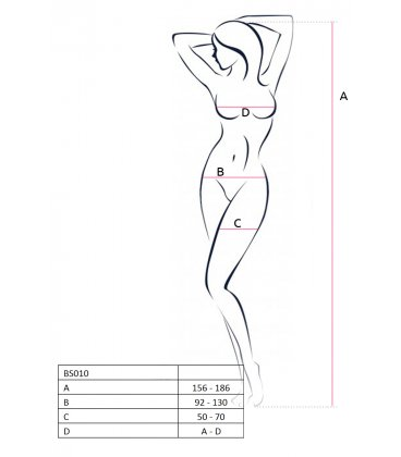 Passion - Bodystocking BS010