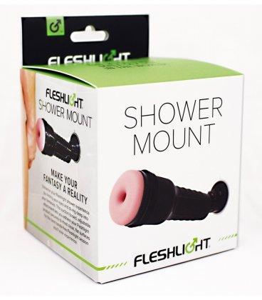 Fleshlight - Shower Mount + Flight Adapter