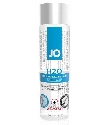 System JO - H2O Warming Lubricant, 120ml