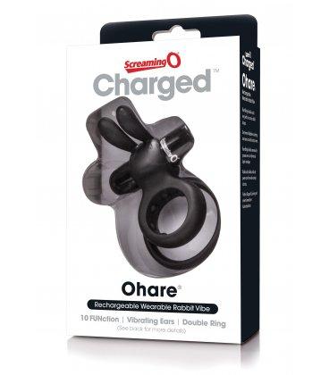 Screaming O - OHare Charged, black